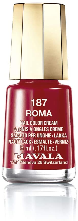 Mavala Esmalte Roma Color 187  5 ml