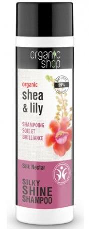 Organic Shop Eco-champú Néctar de seda