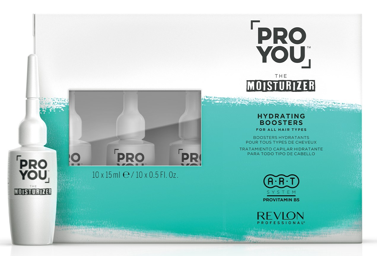 REVLON PROYOU THE ESSENTIAL BOOSTER  10X15 ML