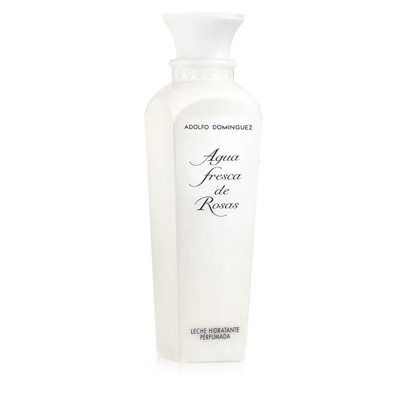 Adolfo Dominguez Agua Fresca de Rosas Leche  500 ml