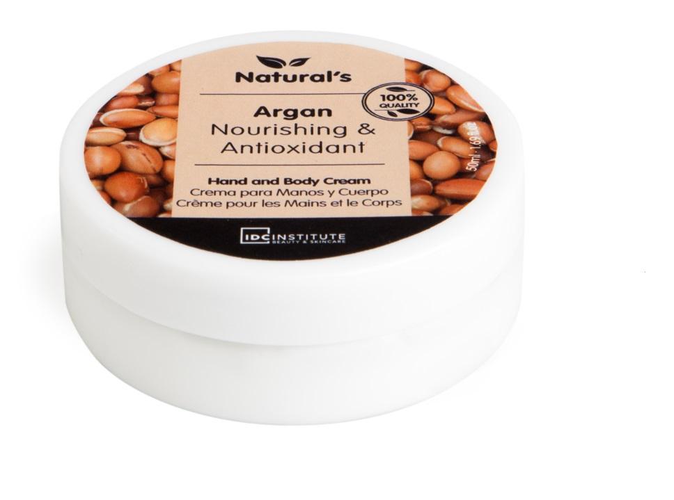 IDC Crema de Manos Argán  50 ml