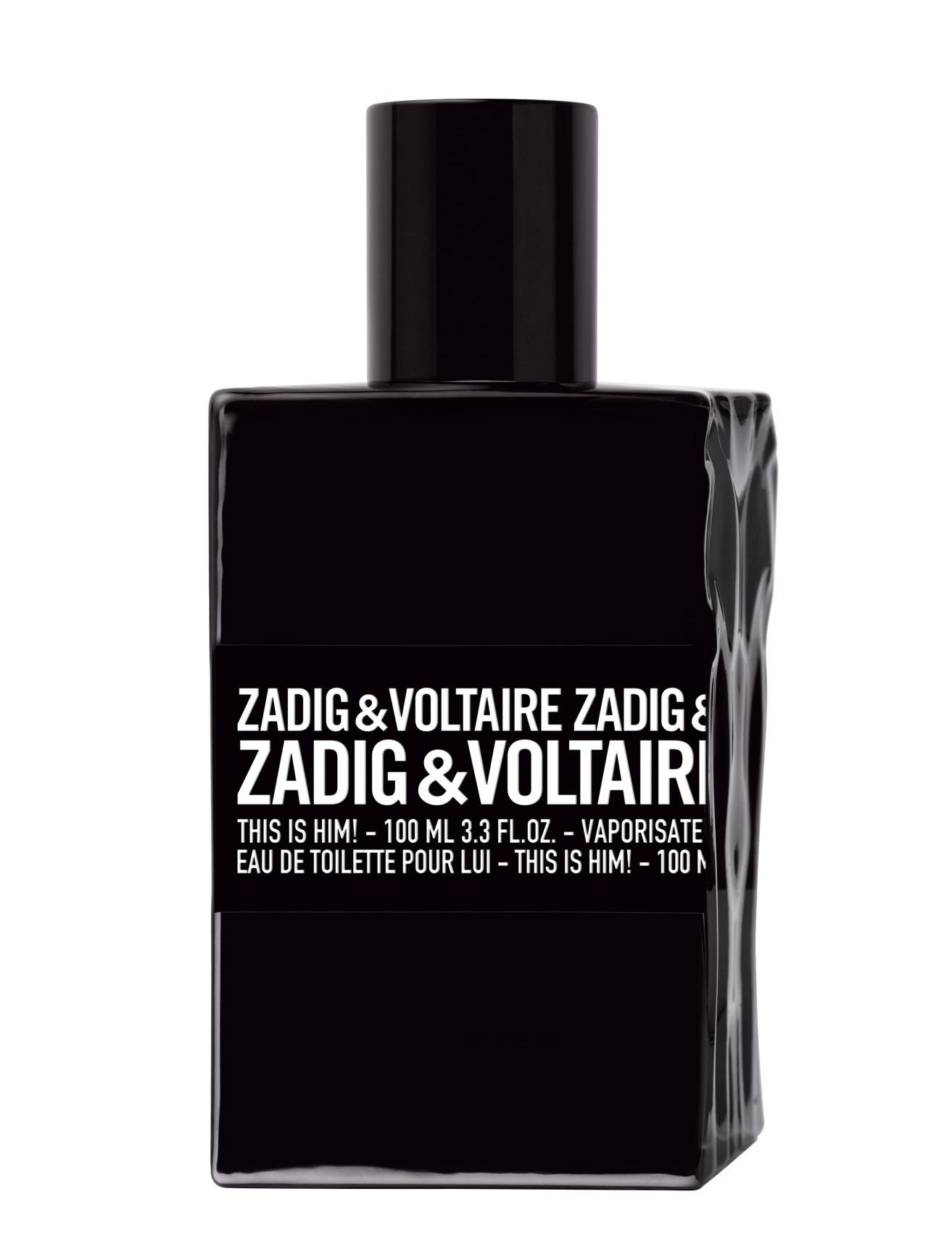 Zadig & Voltaire This Is Him  Eau de Toilette para hombre