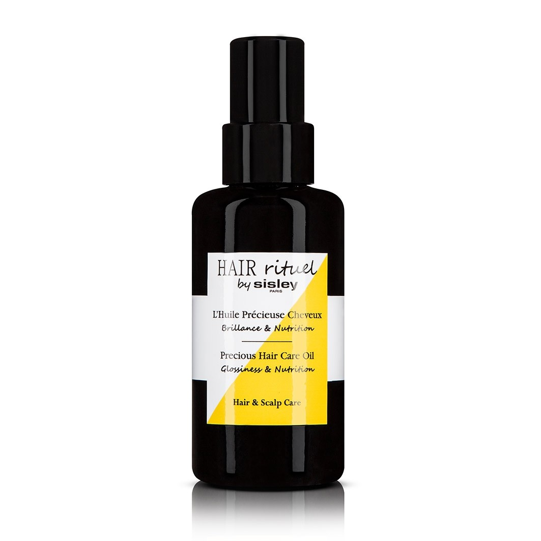 Sisley Hair Rituel Huile Précieuse Cheveux Brillance et Nutrition  Tratamiento de belleza - longitud y puntas 100 ml
