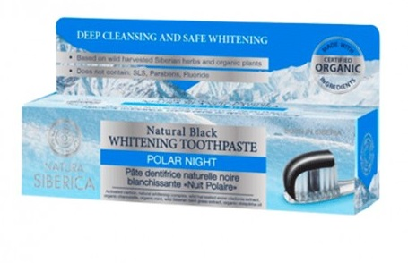 Natura Siberica Pasta de dientes Polar Night  100 gr