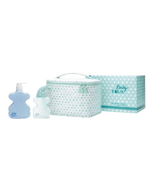 Tous Baby Tous Mi Primer Neceser Estuche  Eau de Toilette 100 ml + Loción para el cuerpo + Neceser para niños