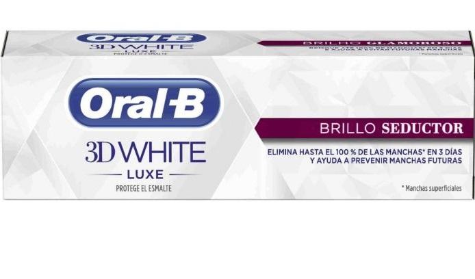 Oral-B 3D White Brillo Seductor  75 ml