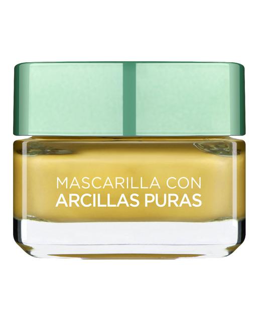 L'Oréal Mascarilla Arcilla Amarilla  50 ml
