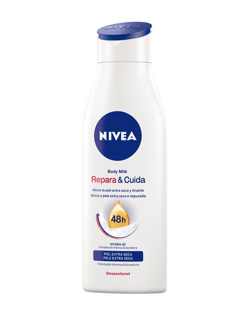 Nivea Body Milk Repara & Cuida  400 ml
