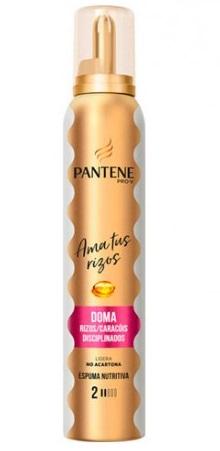 Pantene Espuma Nutritiva cabello rizado  200 ml