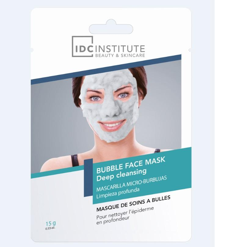 IDC Mascarilla Facial Micro-Burbujas  15 gr