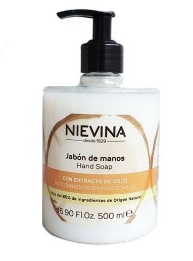 Nievina Jabón de manos con dosificador Coco  500 ml