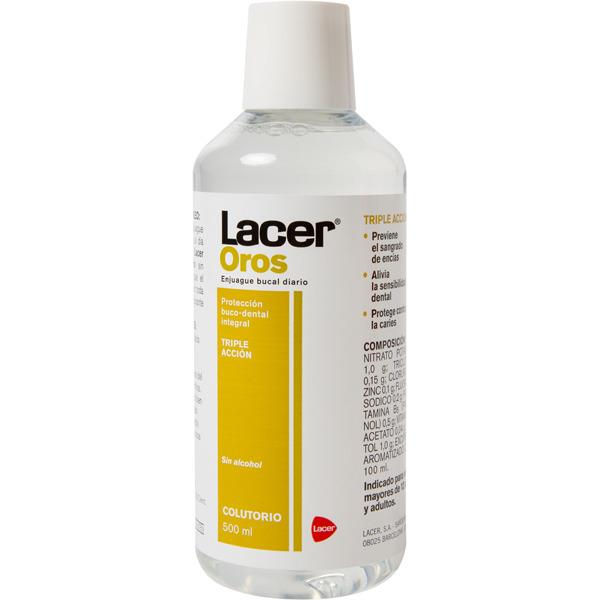 Lacer Enjuague Oros  500 ml