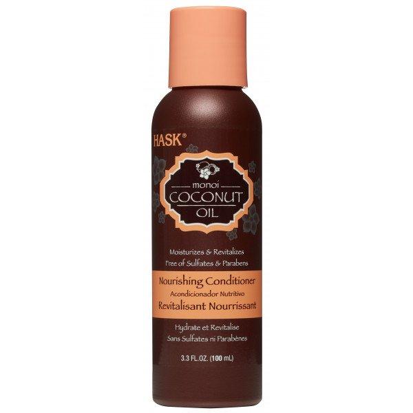 Hask Acondicionador Nutritivo Aceite de Coco  98 ml
