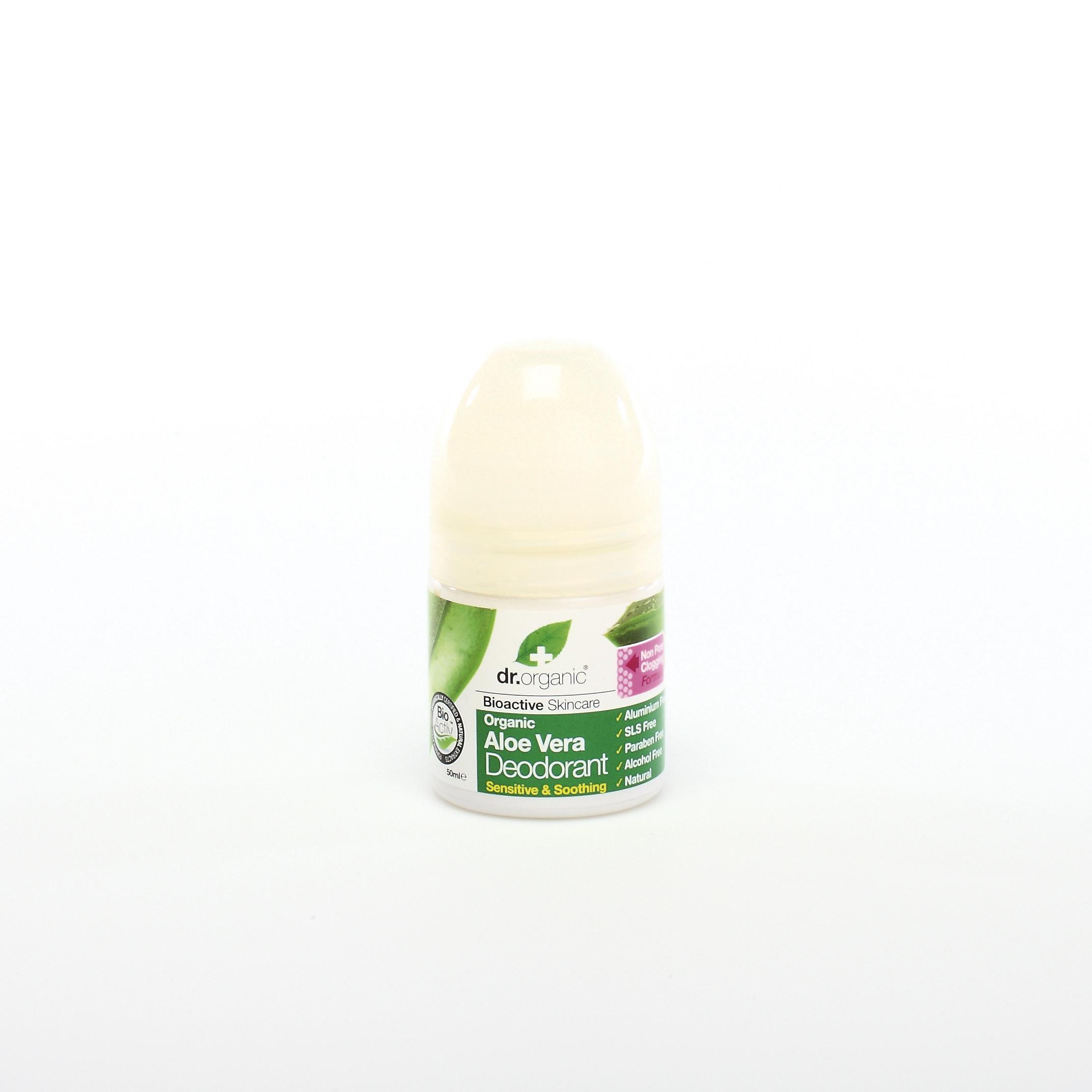 Dr. Organic Desodorante de Aloe Vera