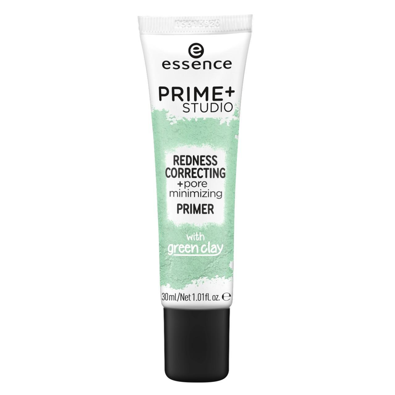 Essence Prime+ Studio Anti-Rojeces y Minimizador de Poros