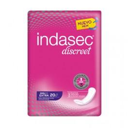 Indasec Compresa Incontinencia Extra  20 unidades