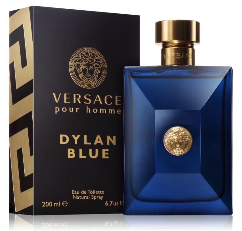 Versace Pour Homme Dylan Blue  Eau de Toilette para hombre