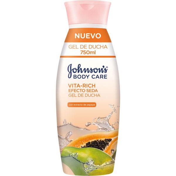 Johnson's Gel Vita Papaya  750 ml